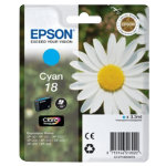 Epson T1802 Original Cyan Ink Cartridge C13T18024010