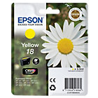 Epson T1804 Original Yellow Ink Cartridge C13T18044010