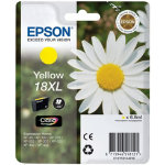 Epson T1814 high capacity yellow inkjet cartridge