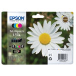 Epson T1816 High Capacity Black and Colour Inkjet Multipack