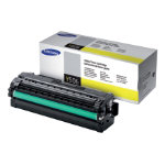 Samsung CLT Y506L Original Toner Cartridge Yellow