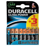 Duracell AAA Ultra Power 53 Free Batteries