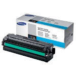 Samsung CLT C506L Original Toner Cartridge Cyan