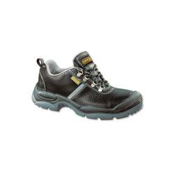 Unisex Montbrun safety trainer Size 8 Black