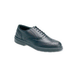 Mens safety brogue Size 8 Black