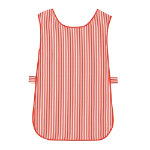 Alexandra Tabard Size XL Red and White
