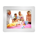 Transcend Digital Photo Frame White 4GB