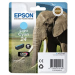 Epson T242540 Light Cyan Inkjet Cartridge
