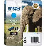 Epson 24 Original Cyan Ink cartridge T242240