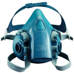 3M 7500 Series Reusable Half Mask Respirator