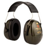 3M Peltor Optime II Ear Muffs H520A Headband version