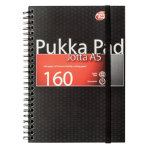Pukka Pad City Range A5 Jotta Polyprop Pack 3