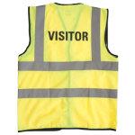 Alexandra Hi vis Visitor vest size S
