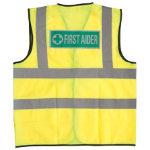 Alexandra Hi vis First Aider vest size XXL