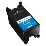 Dell N A Original standard capacity tricolour ink cartridge
