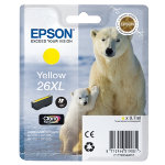 Epson T263440 yellow inkjet cartridge XL