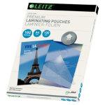 Leitz Laminating Pouches iLam 7480 2 x 100 200  m transparent 100 pieces