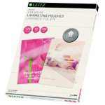 Leitz A3 125 Micron Lamination Pouches Pack 100