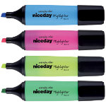 Niceday Highlighter HC1 5 Assorted Pack 10