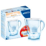 Brita Marella Water Filter with 3 Filter Cartridges