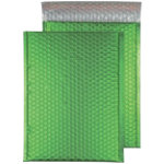 Blake Metallic Bubble Envelopes c4 Beetle Metallic Green plain peel and seal 10 pieces