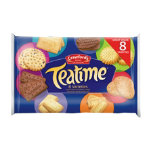 Crawfords Tea Time Assortment Biscuits 275g