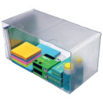 Deflect o double cube desktop organiser