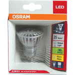 Osram LED superstar light bulb PAR16 5W GU10