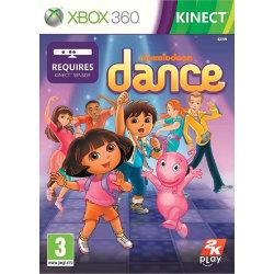 Microsoft Kinect: Nickeldoeon Dance (Xbox 360)