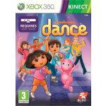 Kinect Nickeldoeon Dance Xbox 360