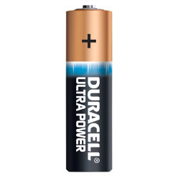 Duracell Ultra Power Alkaline AA Batteries Pack of 24