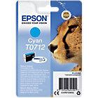 Epson T0712 Original Ink Cartridge C13T07124012 Cyan