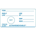 Transworld Products Dot it Food Rotation Shelf Life Label