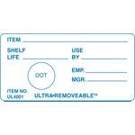 Transworld Products Dot it Food Rotation Shelf Life Label