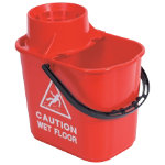 Professional Mop Bucket Red 15L