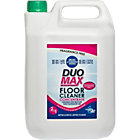 DuoMax Antibacterial Fragrance Free Floor Cleaner 5L
