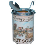 Soupercan Soup Warmer Country Style 51ltr