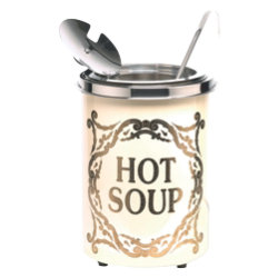 Soupercan Soup Warmer Hot Soup Westminster Cream 5.1ltr