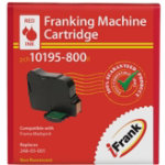 Compatible Franking Ink Red For Frama Mailspirit