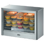 Lincat Seal Pie Cabinet and Light