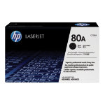HP 80A Black Toner Cartridge CF280A