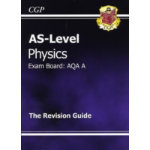 AS Level Physics AQA A Revision Guide Paperback
