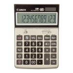 Canon HS 1200TCG Desktop Calculator