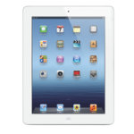 Apple iPad 3rd Gen 16GB WiFi  3G White