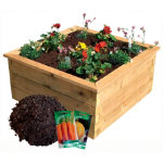 Sleeper planter kit small