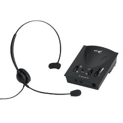 BT Accord 30 Multimedia Headset and Amplifier Kit with Noise Cancelling Microphone
