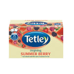 Tetley Summer Berry tea pack 20