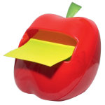 Post It Z Note Dispenser Apple