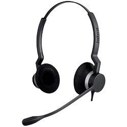 Jabra Headset BIZ 2300 USB Microsoft Lync Duo Black