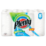 Plenty Kitchen Roll 2 ply Pack 8
